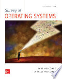 Survey of Operating Systems  5e