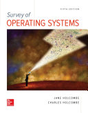 Survey of Operating Systems, 5e