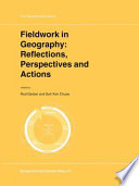 Fieldwork in Geography  Reflections  Perspectives and Actions