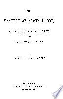 THE MYSTERY OF EDWIN DROOD, MASTER HUMPHREY'S CLOCK, AND SKETCHES BY