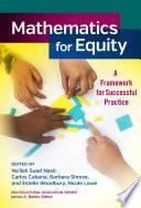 Mathematics for Equity