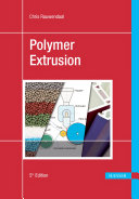 Polymer Extrusion book