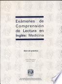Examenes de Comprension de Lectura en Ingles   Medicina