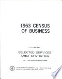1963 Census of Business