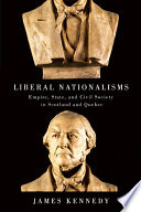 """""""Liberal Nationalisms"""" Cover"""