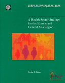 A Health Sector Strategy for the Europe and Central Asia Region