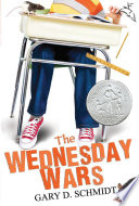 Book The Wednesday Wars