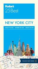 Fodor s New York City 25 Best