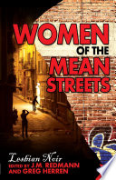 Women of the Mean Streets  Lesbian Noir