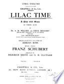 Lilac Time Book PDF