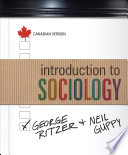 Introduction to Sociology  Canadian Version