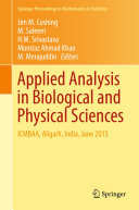 Applied Analysis in Biological and Physical Sciences