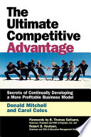 Ebook The Ultimate Competitive Advantage Epub Donald Mitchell,Carol Coles Apps Read Mobile