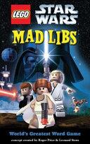 Lego Star Wars Mad Libs