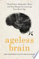Ageless Brain Book PDF