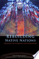 Rebuilding Native Nations