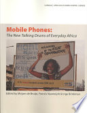 Mobile Phones  The New Talking Drums of Everyday Africa