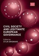 Civil Society and Legitimate European Governance