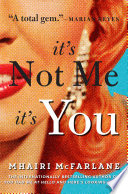 Book It   s Not Me  It   s You