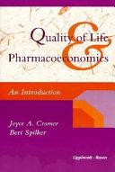 Quality of Life and Pharmacoeconomics