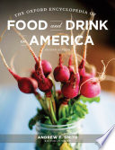 The Oxford Encyclopedia Of Food And Drink In America book