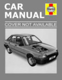 Mitsubishi Lancer Automotive Repair Manual