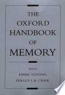 The Oxford Handbook of Memory Book PDF