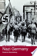 The Routledge Companion To Nazi Germany : overview with chronological, bibliographical and tabular information...