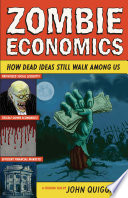 Zombie Economics book