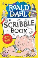 Roald Dahl Scribble Book