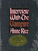 Interview with the Vampire Book PDF