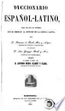 Diccionario espa  ol latino
