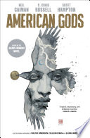 American Gods Shadows book