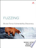 Fuzzing : the print book includes a cd-rom,...
