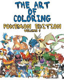 The Art of Coloring   Pokemon Edition
