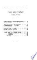 illustration du livre La métaphysique et la science; ou, Principes de métaphysique positive