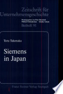Siemens in Japan