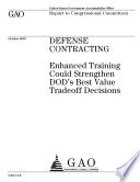 Defense Contracting