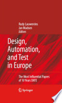 Design  Automation  and Test in Europe