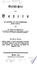 Geschichte von Bayern