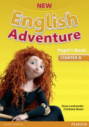 New English Adventure GL Starter B Pupil's Book