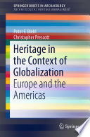 Heritage In The Context Of Globalization book