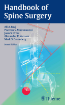 Handbook Of Spine Surgery : and comprehensive reference that distills...