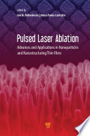 Pulsed Laser Ablation