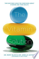 The Vitamin Solution Book PDF