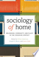 Sociology of Home
