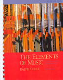 The Elements of Music: Concepts and Applications