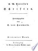 C.W. Contessa's Schriften
