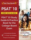 PSAT 10 Prep 2019   2020 Book PDF