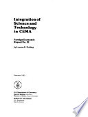 Integration of Science and Technology in CEMA